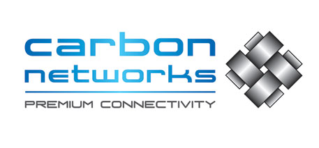 Logo Design - Carbon Fibre White Logo