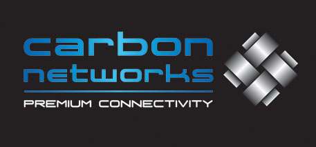 Logo Design - Carbon Fibre Black Logo