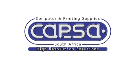 Logo Design - Capsa computer and printing supplies south africa