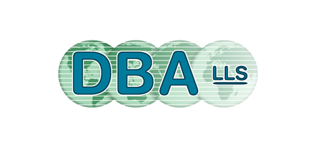 Logo Design - DBA LLS
