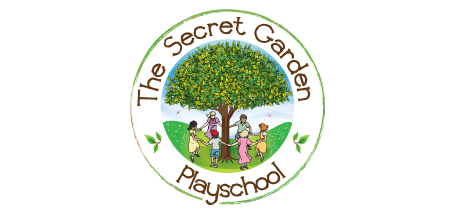 Logo Design - The Secret Garden Play Shcool